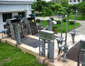 污水处理厂玻璃钢格栅工程