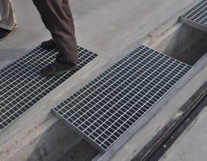 沟盖板使用案例